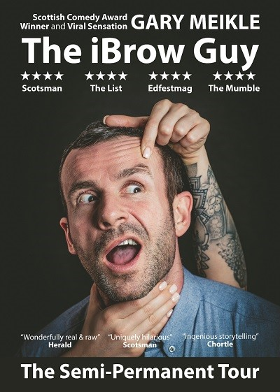 Gary Meikle: The iBrow Guy