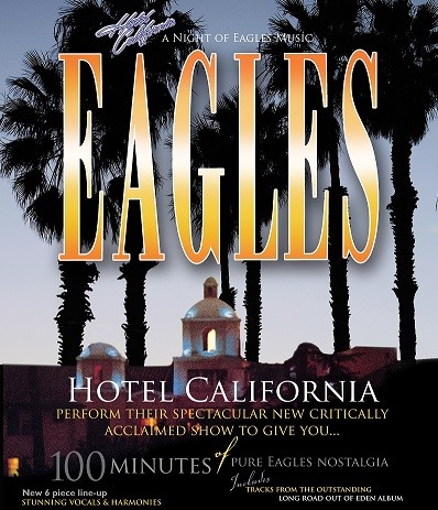 Hotel California - A Night of Eagles Music