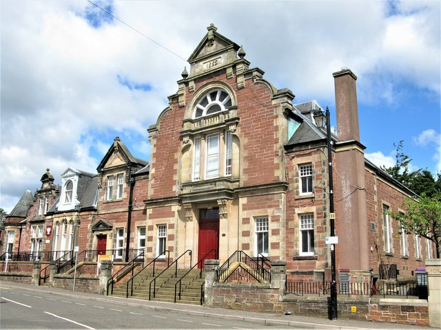Kirriemuir Library
