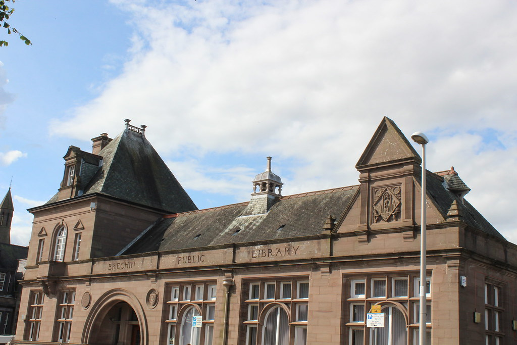 Brechin Library