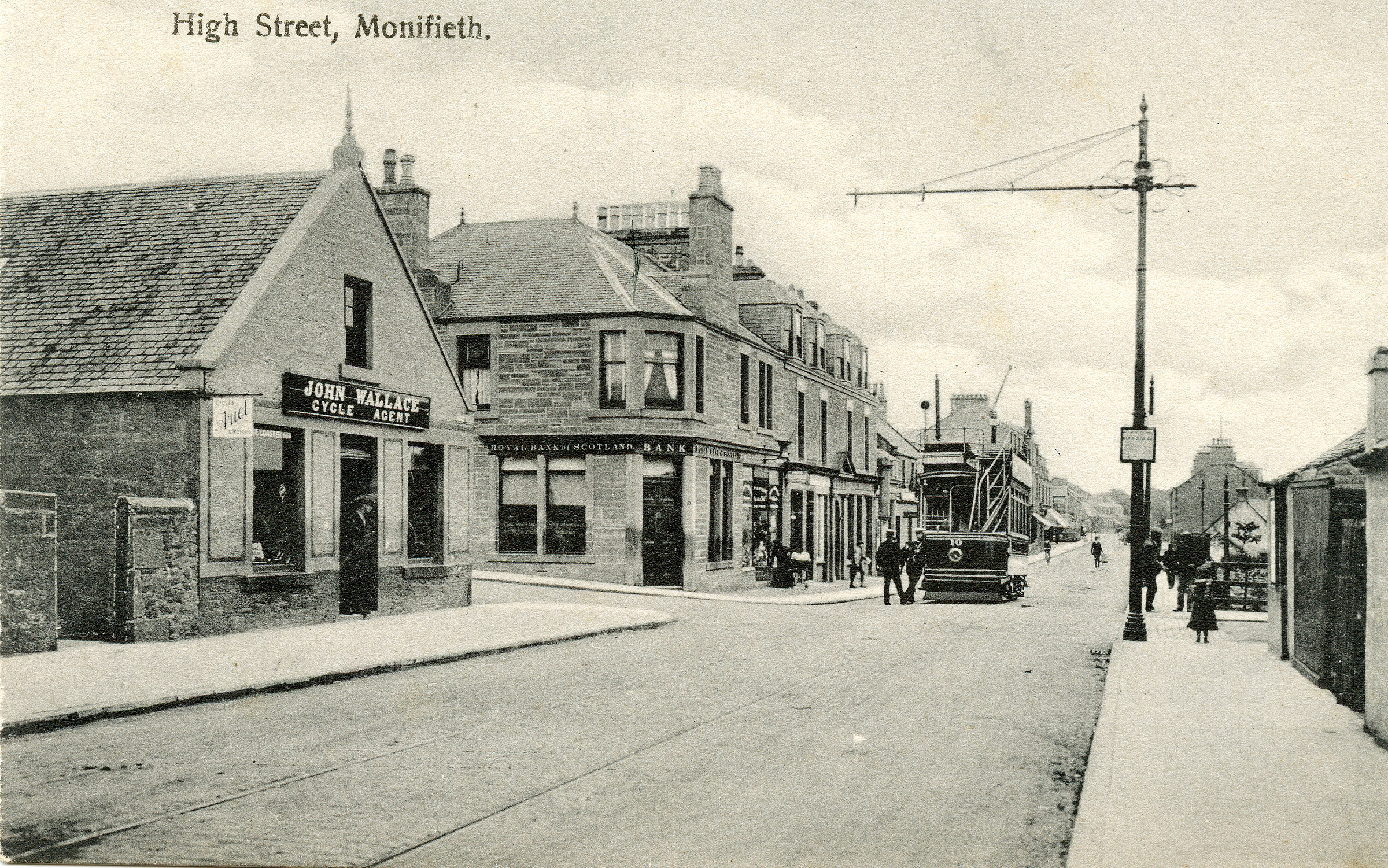 Monifieth High Street