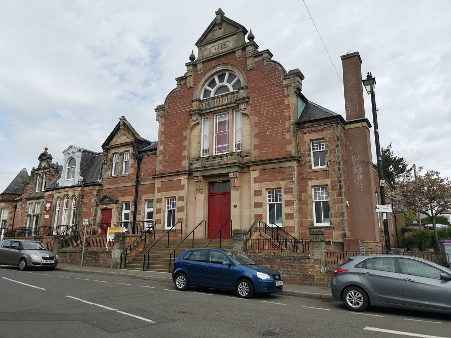 Kirriemuir Town Hall