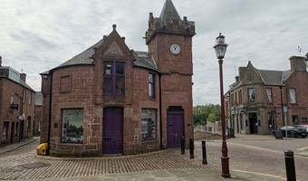 Tour of the Gateway to the Glens Museum