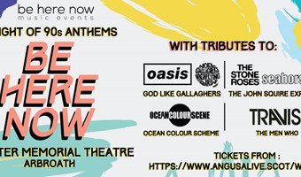 Be Here Now Festival