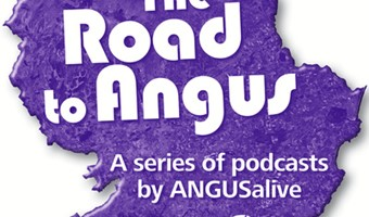 The Road to Angus